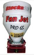 Stocks Fan Jet Pro Plus I-con 65 & 130